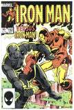 Iron Man #192 NM+