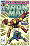 Iron Man #251 NM+