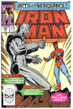 Iron Man #252 NM/MT