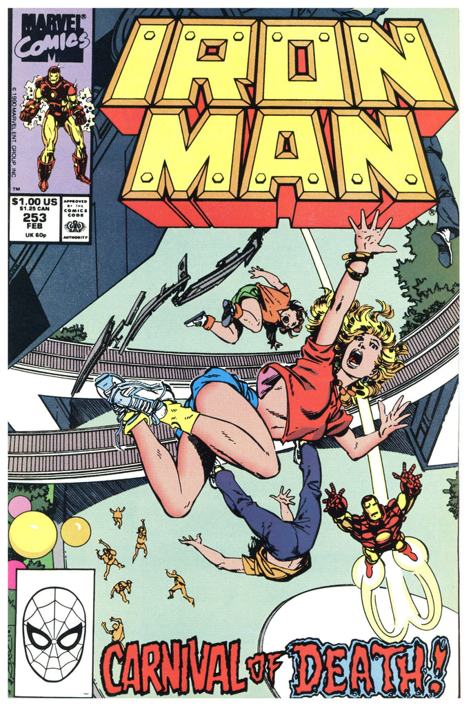 Iron Man #253 NM