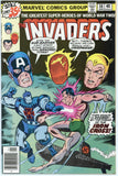 The Invaders #36 NM