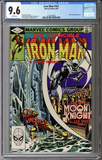 Colorado Comics - Iron Man #161  CGC 9.6