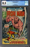 Colorado Comics - Iron Man Annual #2  CGC 8.5