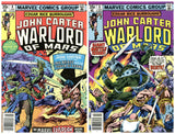 John Carter, Warlord of Mars #6 thru 28 VF/NM to NM+ (9 books total)