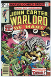 John Carter, Warlord of Mars #1 VF