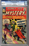 Colorado Comics - Journey into Mystery #103  CGC 6.5