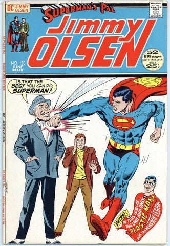 Superman's Pal Jimmy Olsen #150 VF