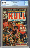 Kull the Destroyer #11 CGC 9.2