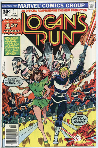 Logan's Run #1 NM+