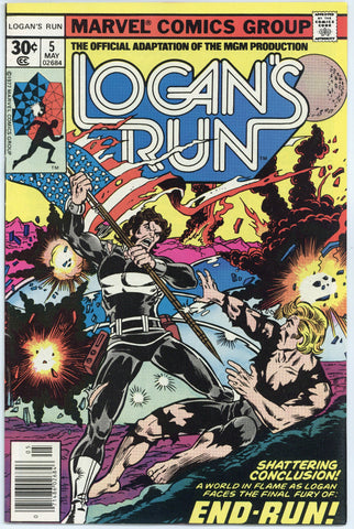Logan's Run #5 VF/NM