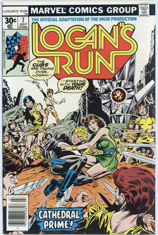 Logan's Run #7 NM