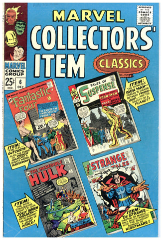 Marvel Collectors' Item Classics #6 Fine-
