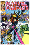 Marvel Fanfare #11 NM+