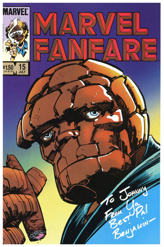 Marvel Fanfare #15 NM+