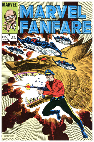 Marvel Fanfare #17 NM-