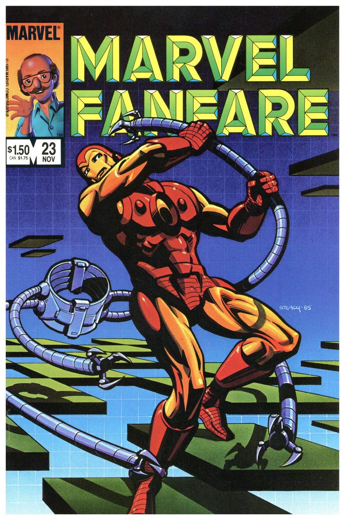 Marvel Fanfare #23 NM+