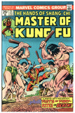 Master of Kung Fu #25 VF/NM