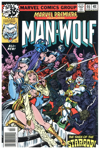Marvel Premiere #46 NM-