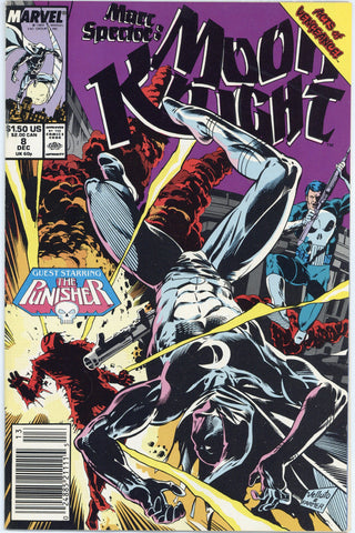 Marc Spector: Moon Knight #8 NM