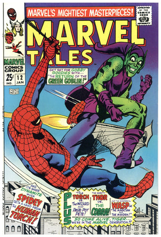 Marvel Tales #12 VF/NM