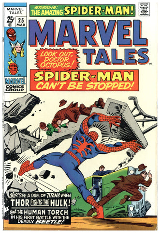 Marvel Tales #25 VF/NM