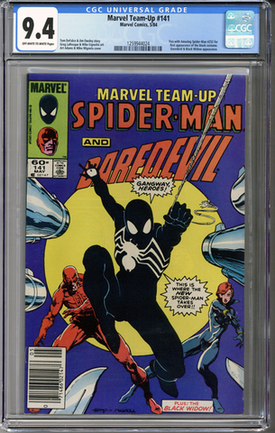 Marvel Team-Up #141 CGC 9.4