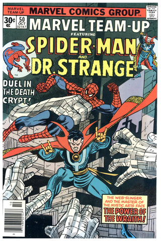 Marvel Team-Up #50 VF