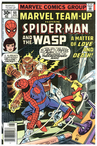 Marvel Team-Up #60 NM-
