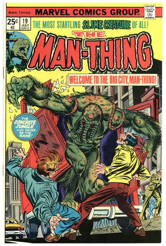 Man-Thing #19 NM