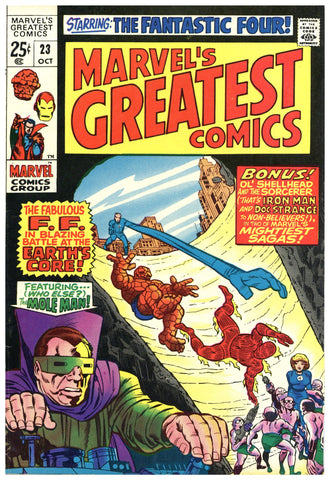 Marvel's Greatest Comics #23 VF