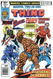 Marvel Two-In-One #51 NM