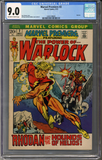 Colorado Comics - Marvel Premiere #2  CGC 9.0