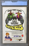 Colorado Comics - Marvel Premiere #6  CGC 8.5