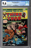 Marvel Two-In-One #9 CGC 9.6
