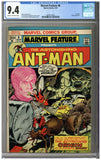 Marvel Feature #8 CGC 9.4