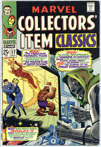 Marvel Collectors' Item Classics #17 Fine+