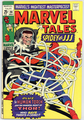 Marvel Tales #20 VF/NM