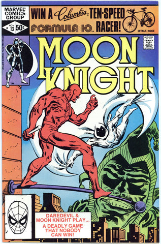 Moon Knight #13 NM-