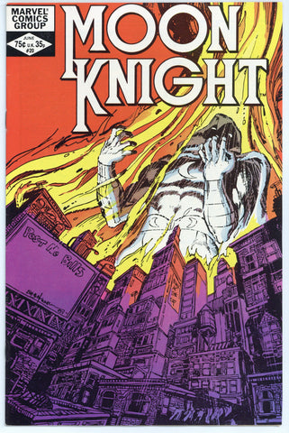 Moon Knight #20 NM