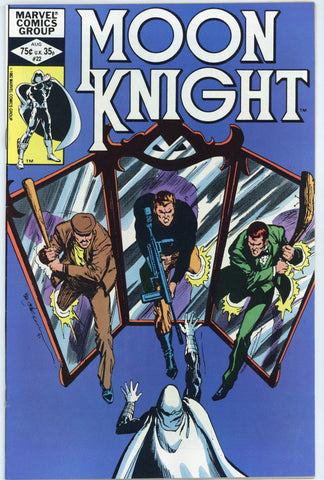 Moon Knight #22 VF/NM