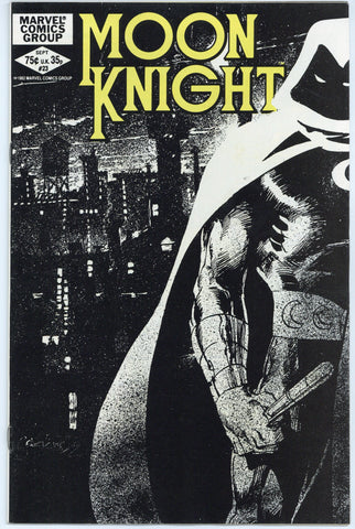 Moon Knight #23 NM