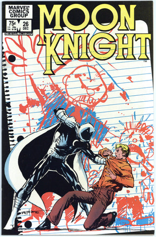 Moon Knight #26 VF