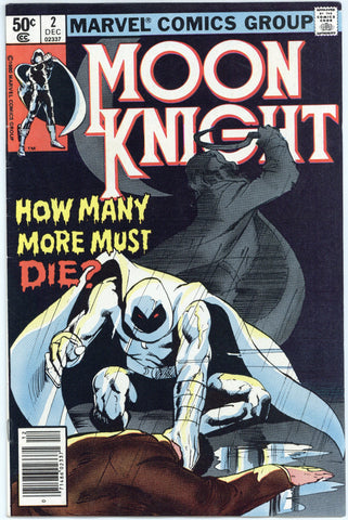 Moon Knight #2 VF-