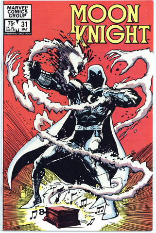 Moon Knight #31 VF/NM