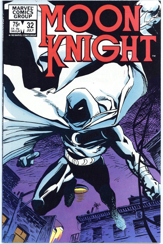 Moon Knight #32 NM-