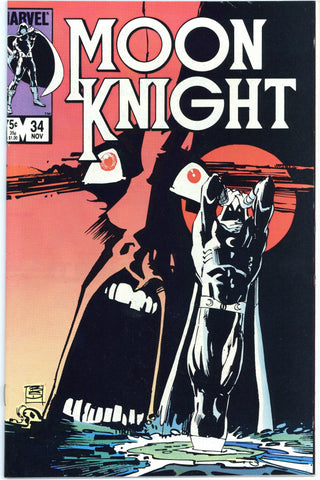 Moon Knight #34 VF/NM