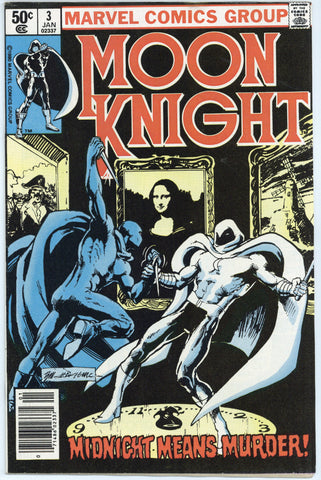 Moon Knight #3 VF/NM