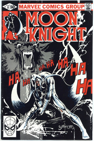 Moon Knight #8 VF/NM