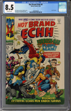Colorado Comics - Not Brand Echh #8  CGC 8.5