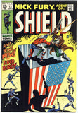 Nick Fury, Agent of SHIELD #13 VF+